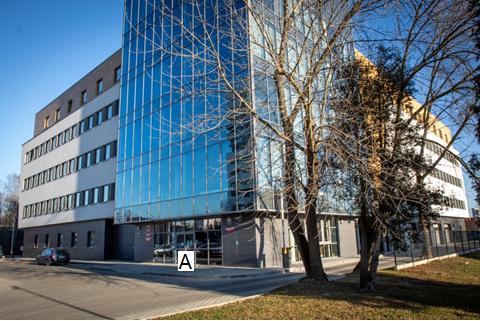 Budynek Urzędu przy ul. Lubelskiej 4