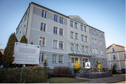 Budynek Urzędu przy ul. Towarnickiego 3a w Rzeszowie